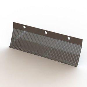 Pressure plate WPS 9mm