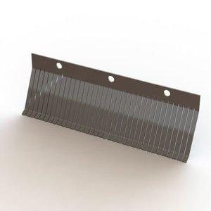 Drukplaat WPS 12,5mm