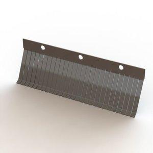 La plaque de pression WPS 16mm