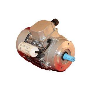 Motor 370W 1f 50Hz 230V met flens