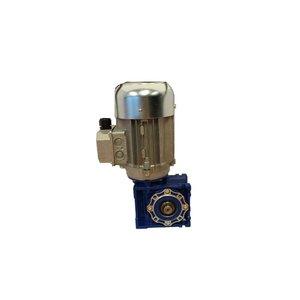 Geared motor 230V/400V 50Hz 012 Kw