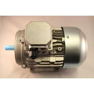 Motor 370W 3f 50Hz 240/400V op voet
