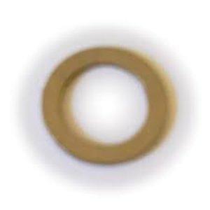 Pasring geslepen voor ophangsysteem kaders dikte 1 mm