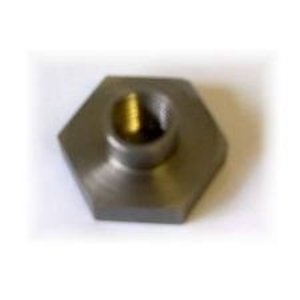 Hexagon nut 24mm stub for S-lever system
