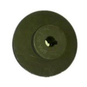 Gepantenteerde VLB riemschijf voor motor as 14mm
