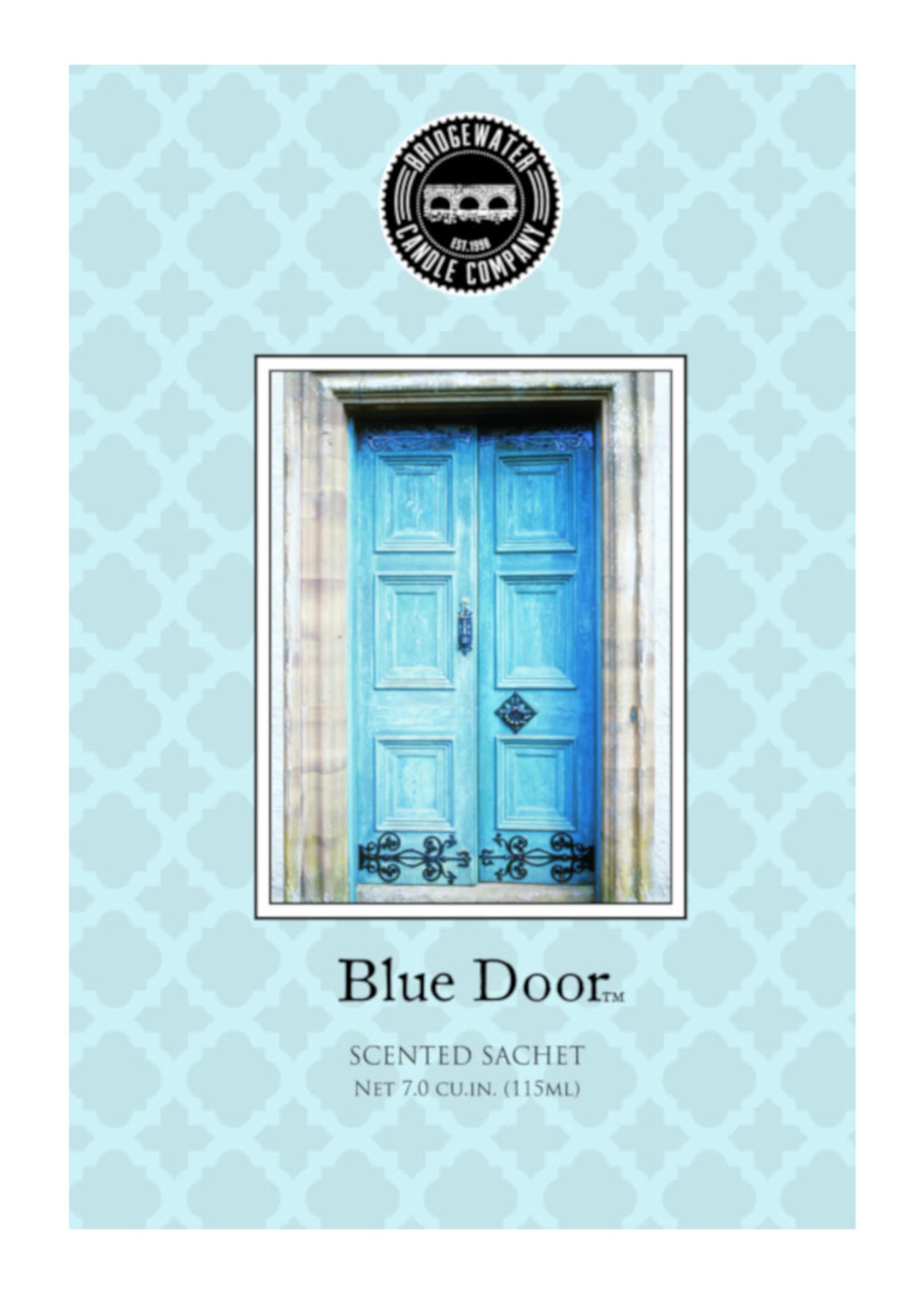 Scented Sachet Blue Door