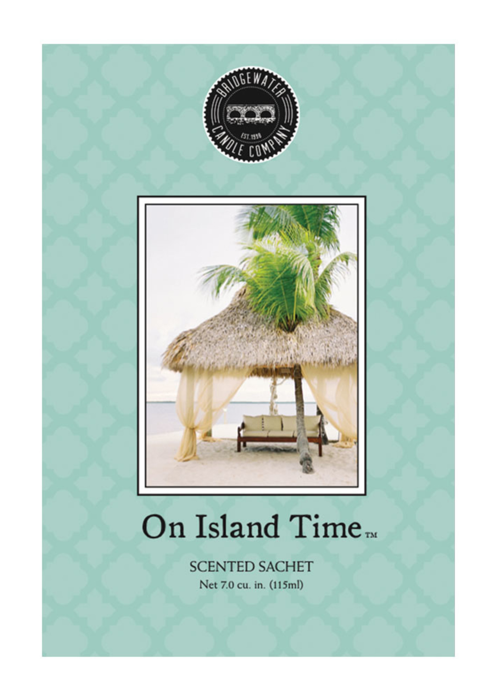 Scented Sachet On Island Time