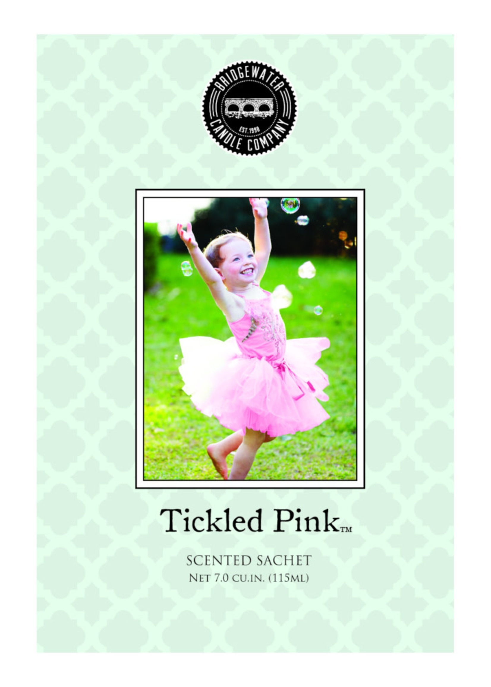 Scented Sachet Tickled Pink