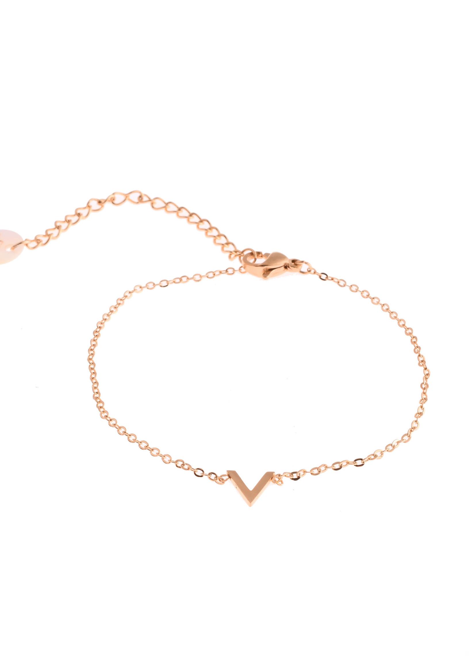 Armband goud V B7101-2