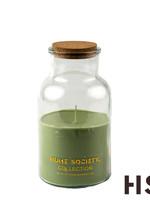 Jar Candle Lisse LGN