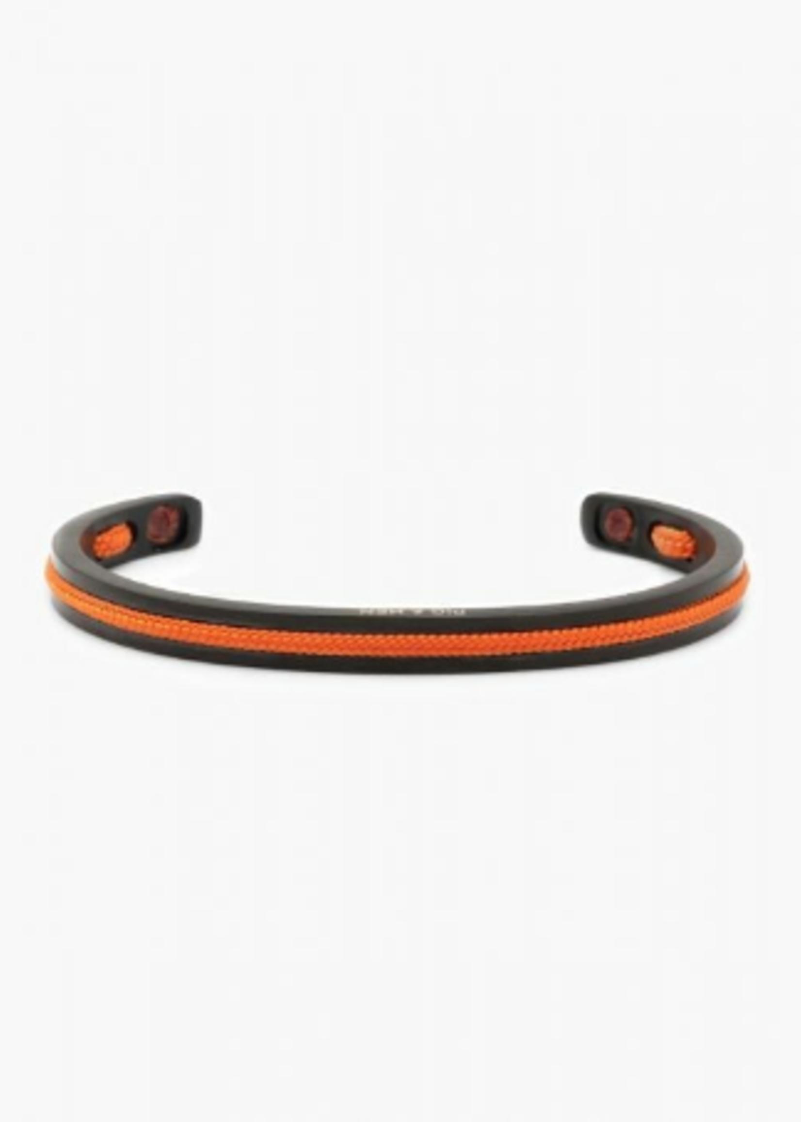 Navarch 6 mm Maple orange / Black