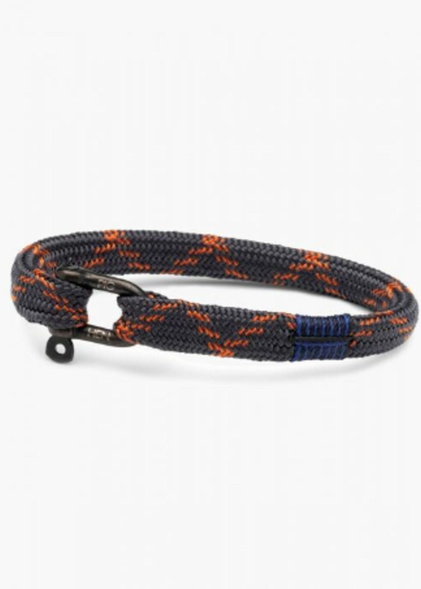 Vicious Vik Slate Gray - Maple Orange | Black