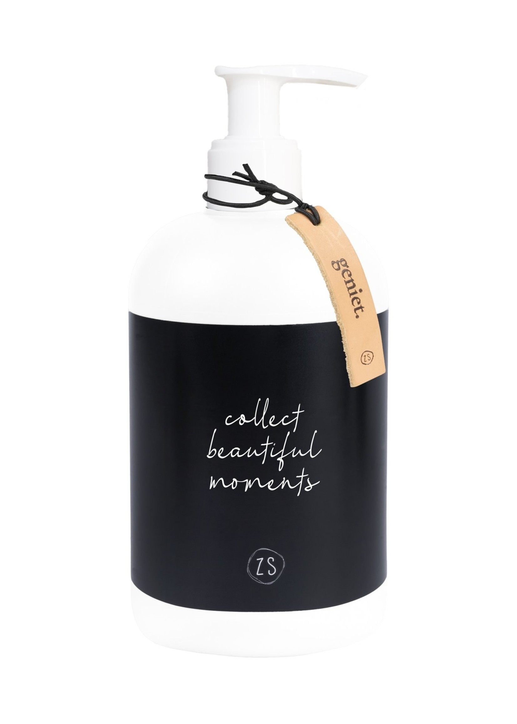 ZUSSS lotion collect moments 500ml wit