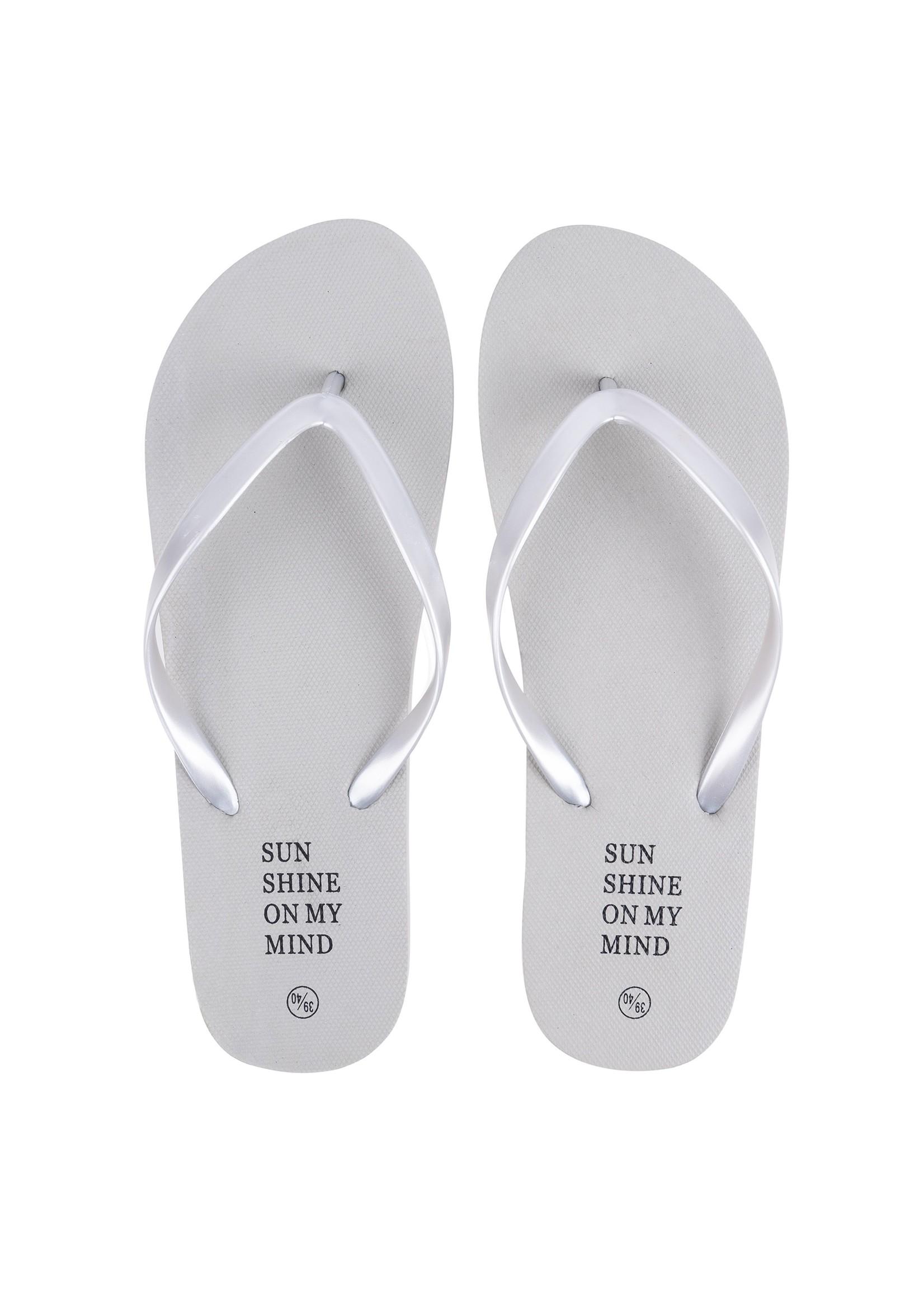 ZUSSS Slippers sunshine on my mind