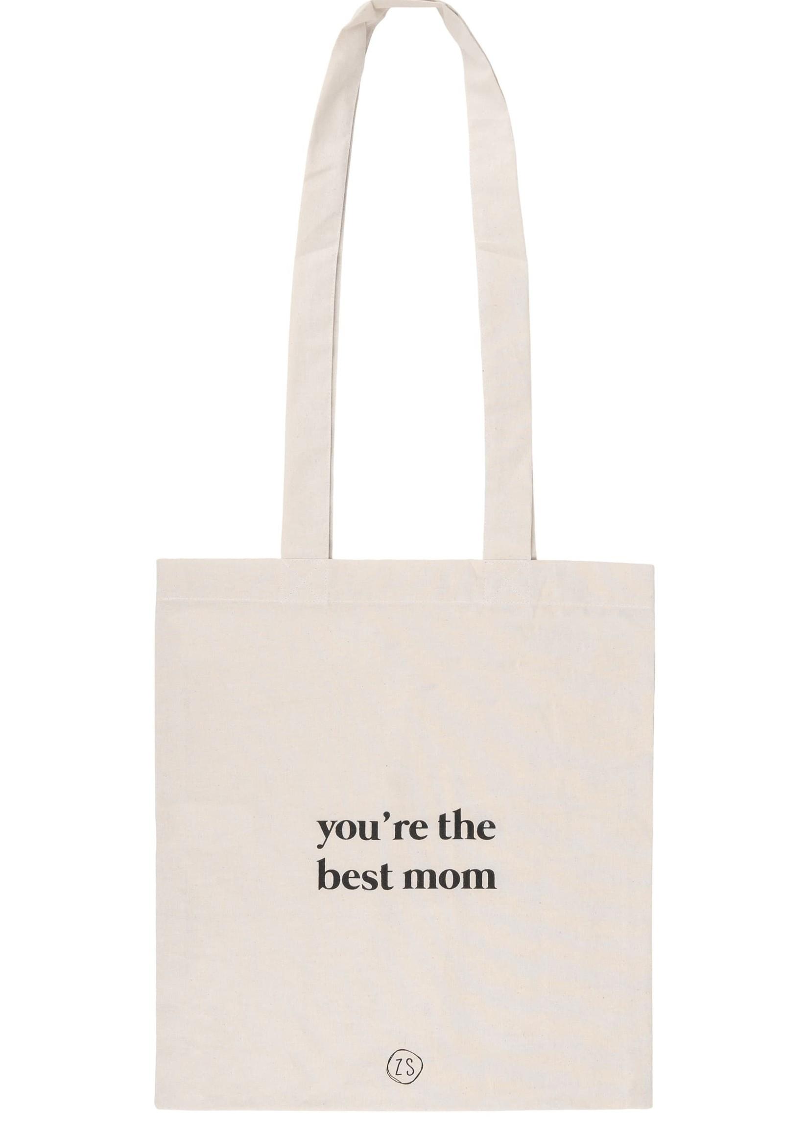 ZUSSS kantoenen tasje best mom naturel