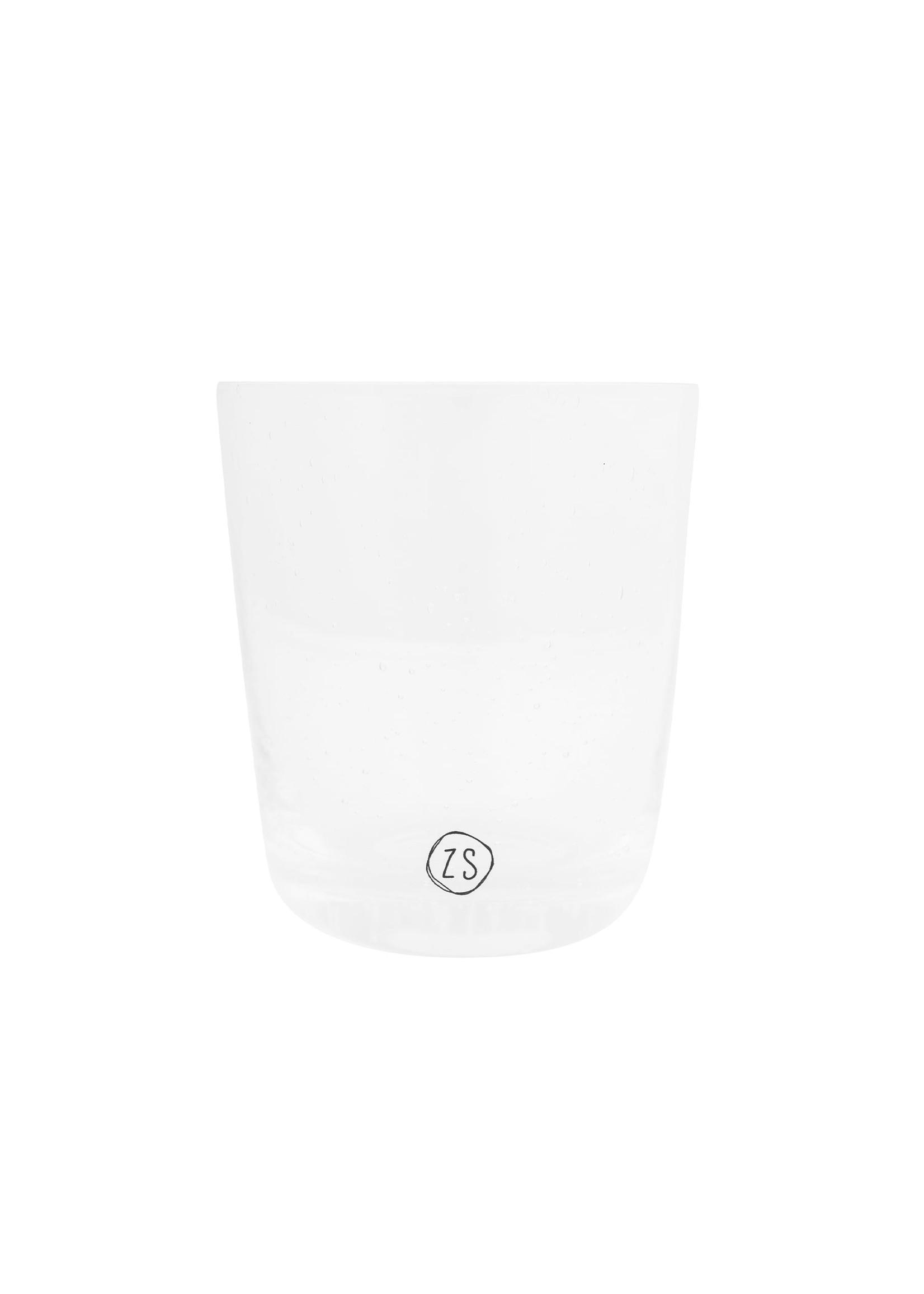 ZUSSS waterglas gerecycled glas