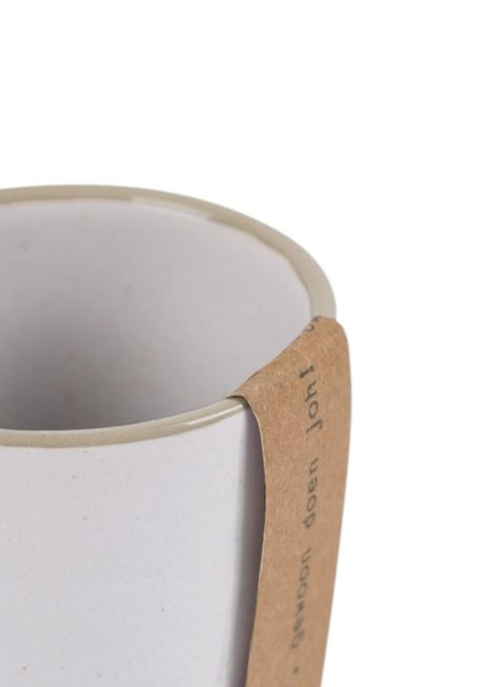 ZUSSS espresso kopje wit