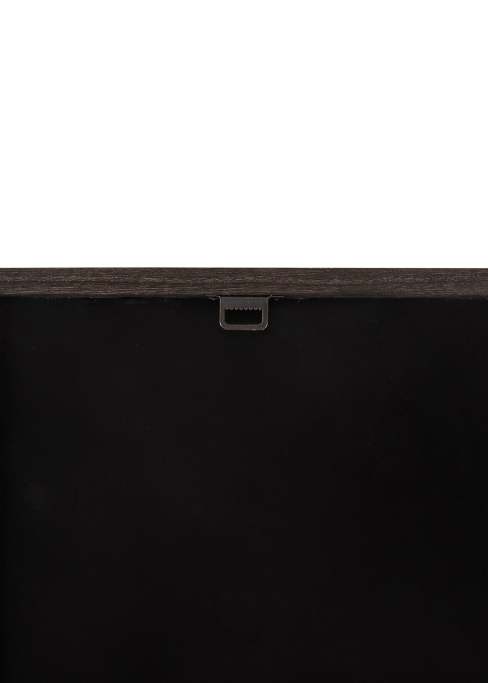 ZUSSS limited schilderij hoofd vrouw 35x25cm wit