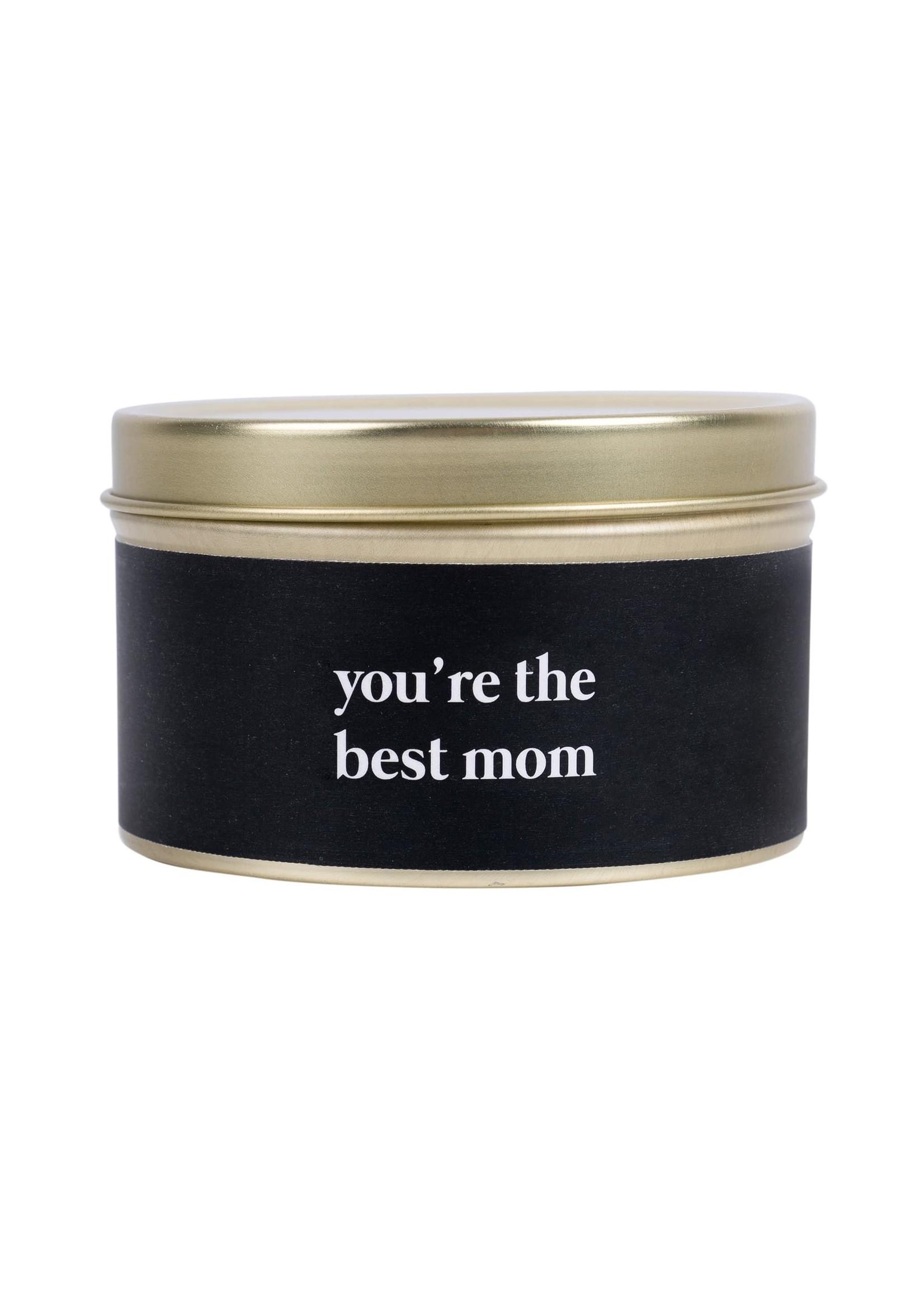 ZUSSS geurkaars in blik best mom