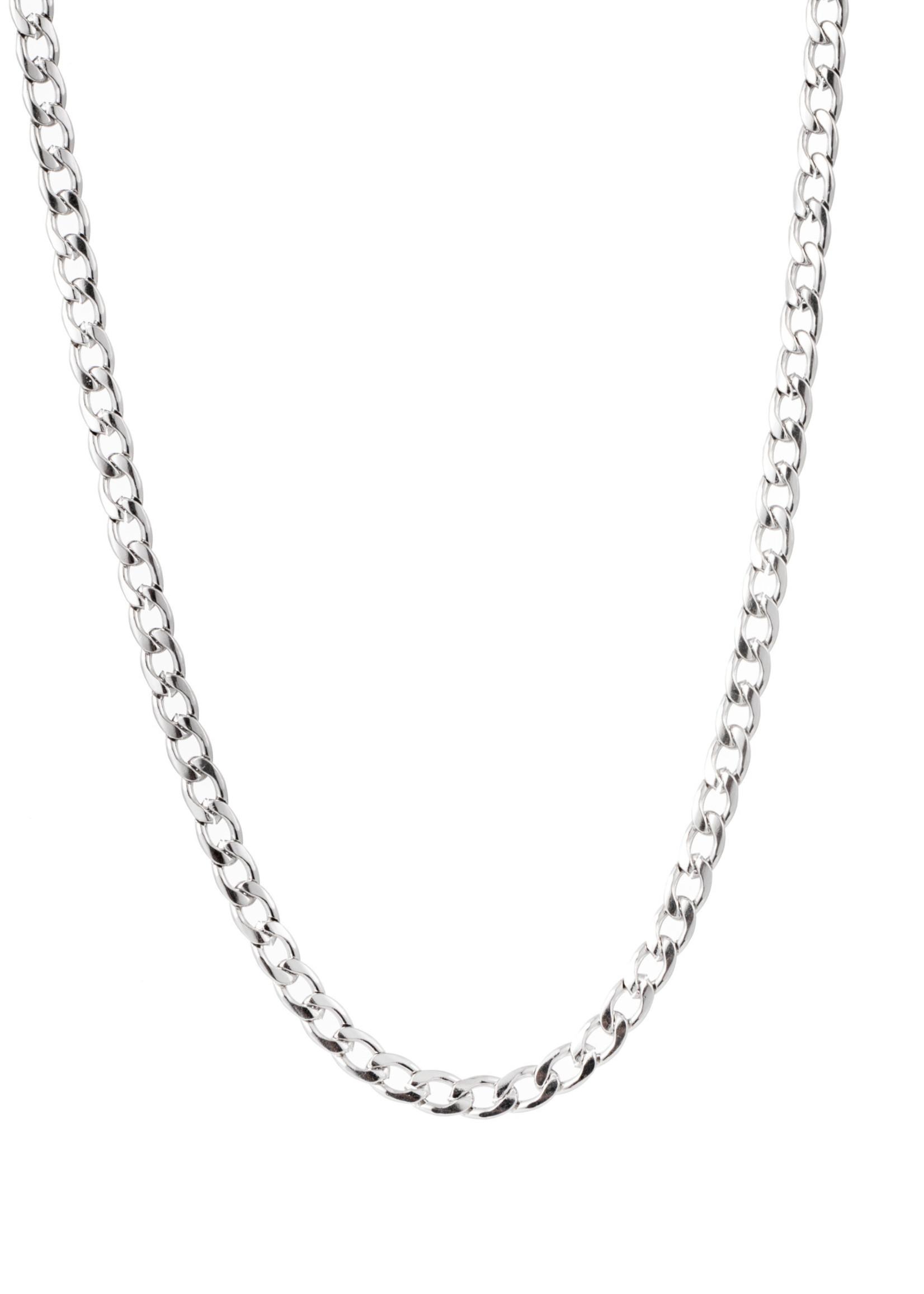 Ketting zilver fijne schakel  N1304-1