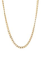 Ketting goud fijne schakel N1304-2