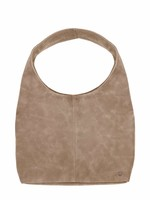 ZUSSS trendy shopper taupe