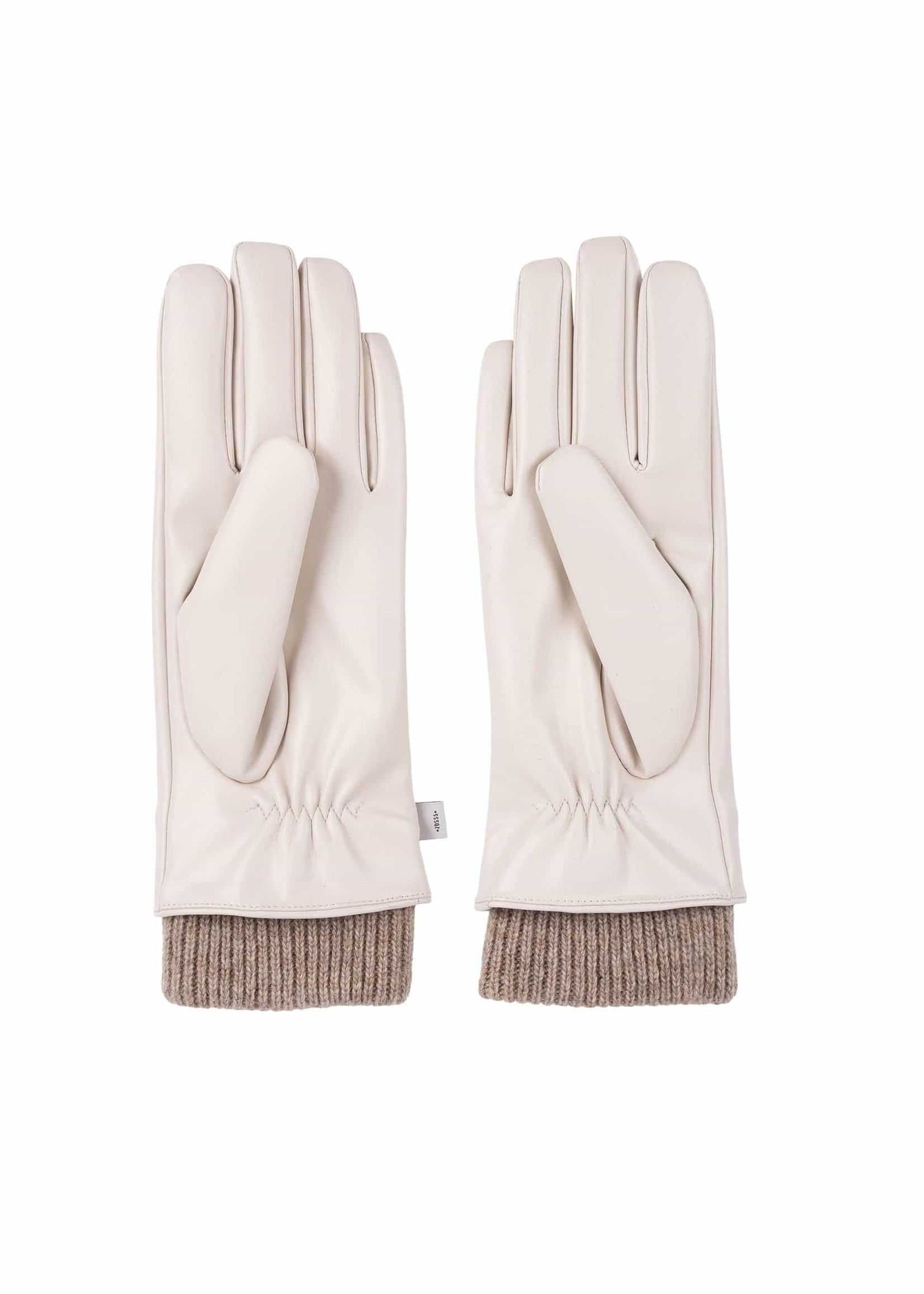 ZUSSS fijne handschoen creme