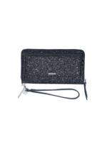 LouLou RFID Portemonnee Stardust - Caviar