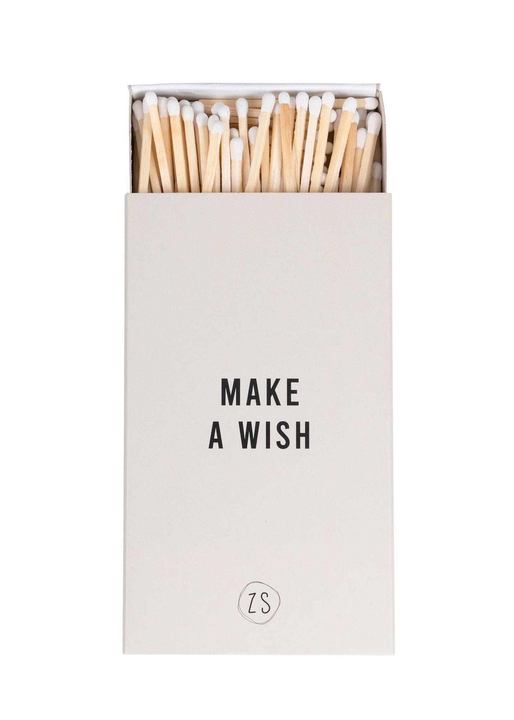 ZUSSS lucifers make a wish zand