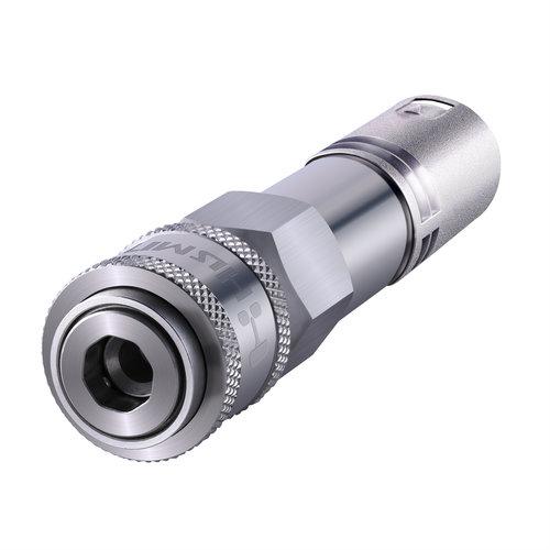 3XLR naar KlicLok Adapter voor uw Hismith Basic Seksmachine
