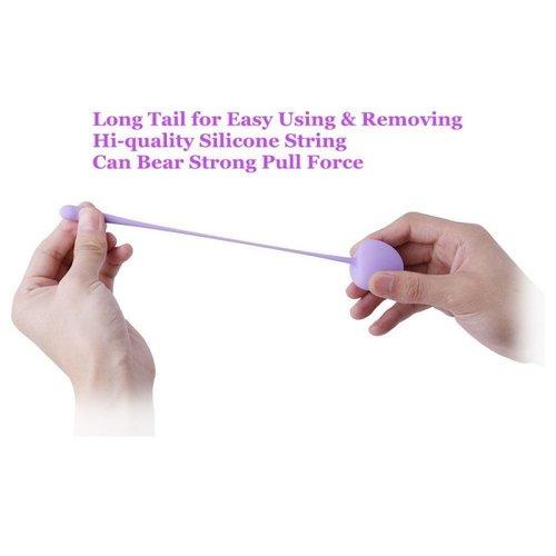 Vaginale gewichtskegels - Bekkenbodemspieren trainen