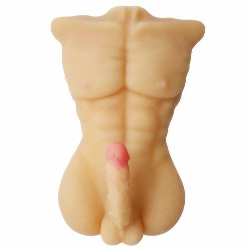 Masturbator Mannenlichaam voor Haar Sekspop George Sexpop voor Hem & Haar - Sekslichaam