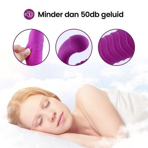 G Spot Vibrerende Dildo Vibrator voor vrouwen, Clitoris & anale stimulatie met afstandsbediening!