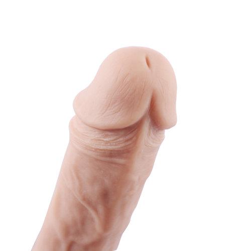 Dildo KlicLok Small 15-20 CM Nude