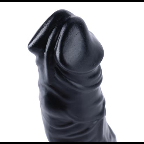 Dildo 3XLR  voor Auxfun Basic Seksmachine Zwart