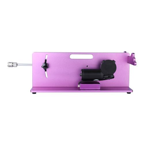 PRO 5 Premium   Seksmachine TableTop KlicLok Smart App Paars