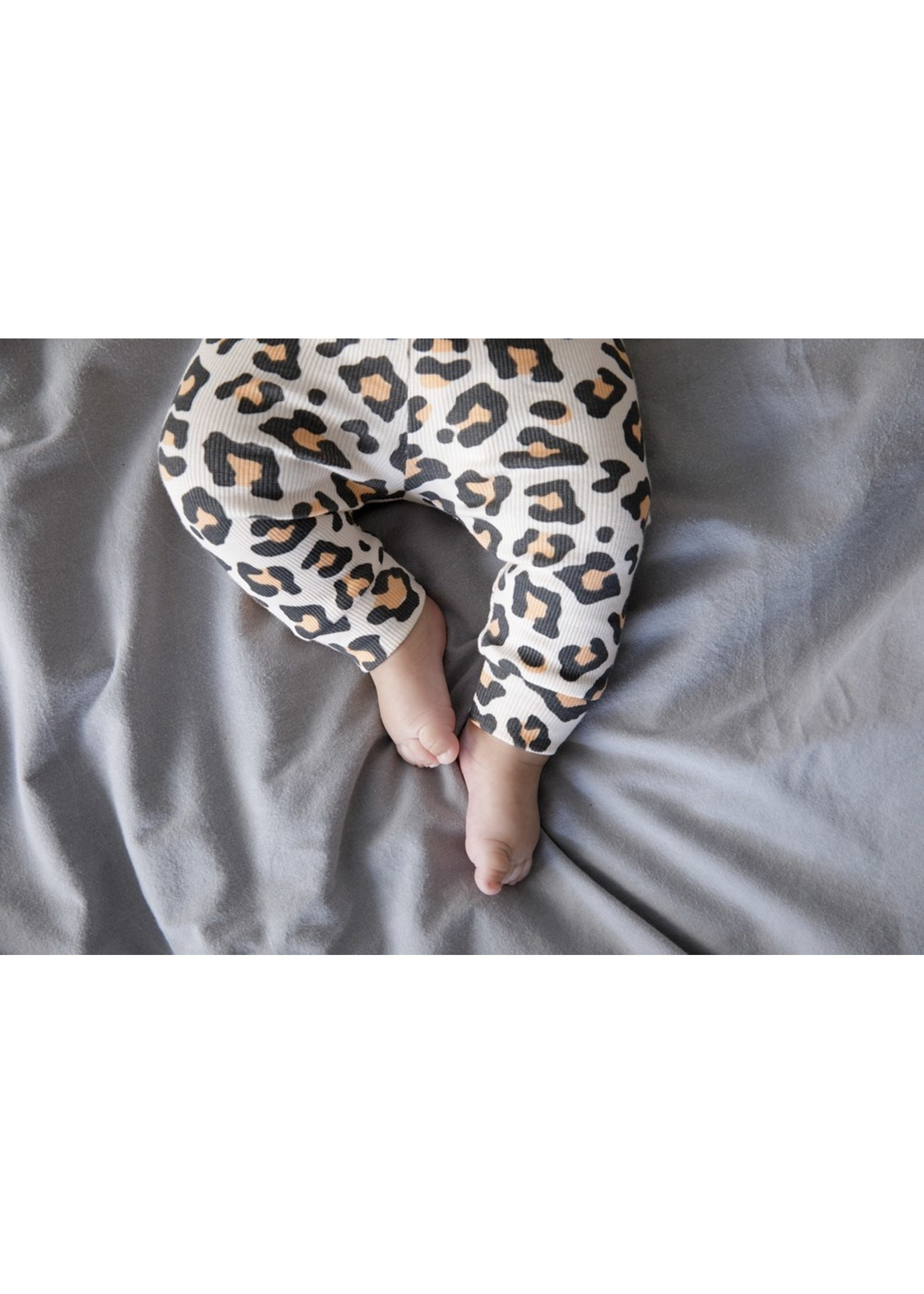 Feetje Leopard Lou - Premium Sleepwear by FEETJE