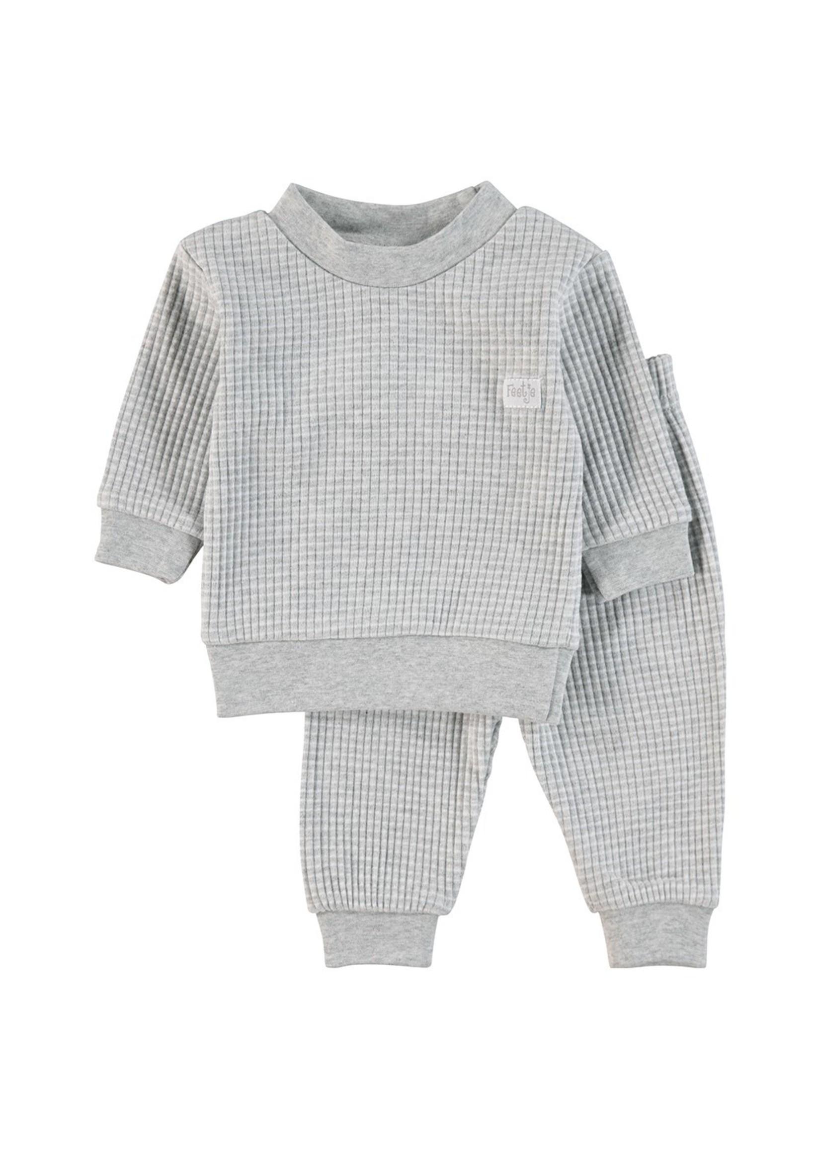 Feetje Pyjama wafel