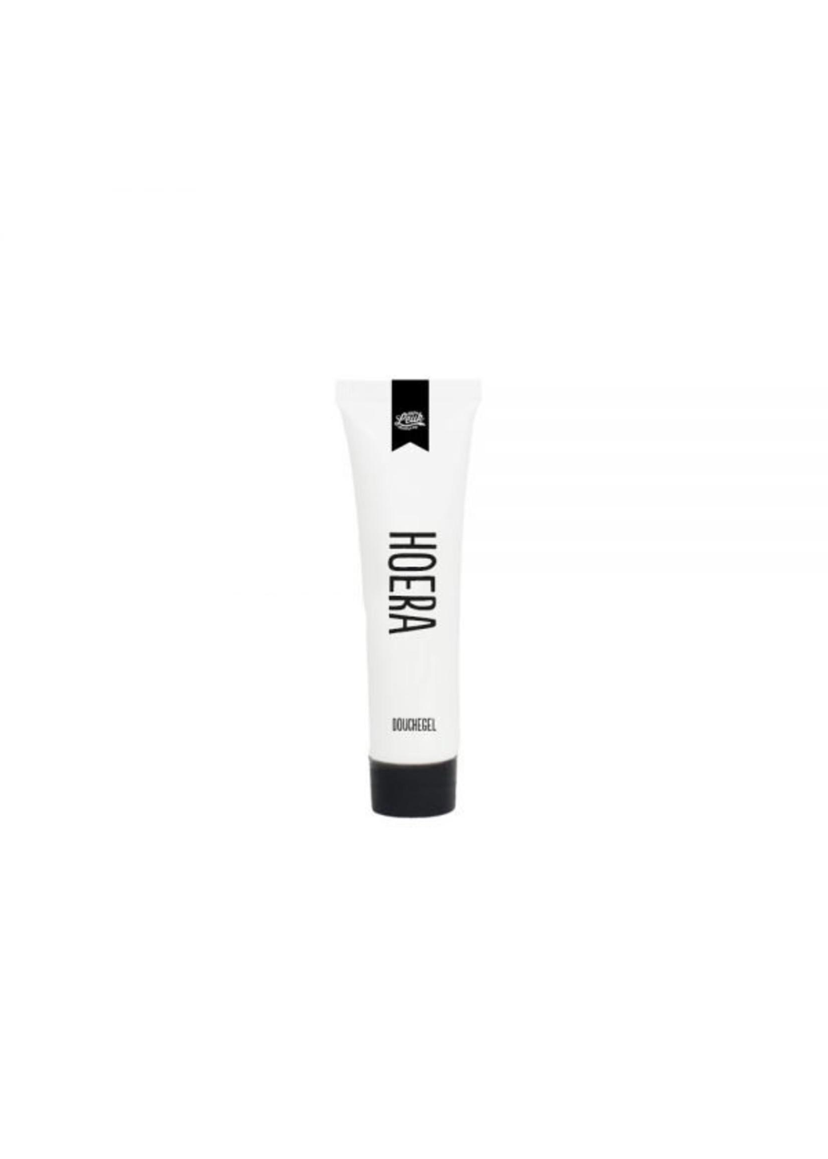 100% Leuk Mini tube wit - Hoera