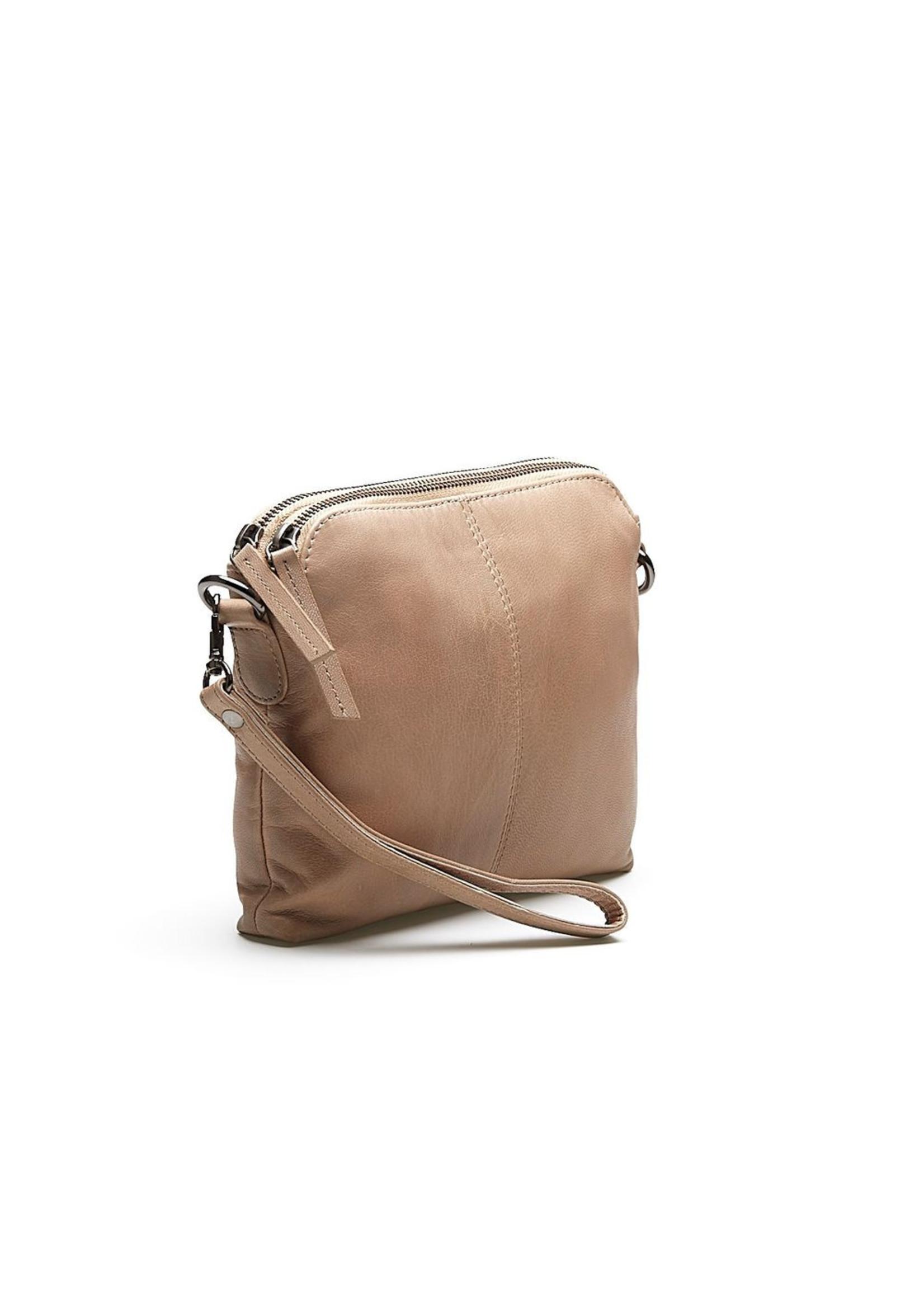 Chabo Bags Bardot Crossover tas Zand