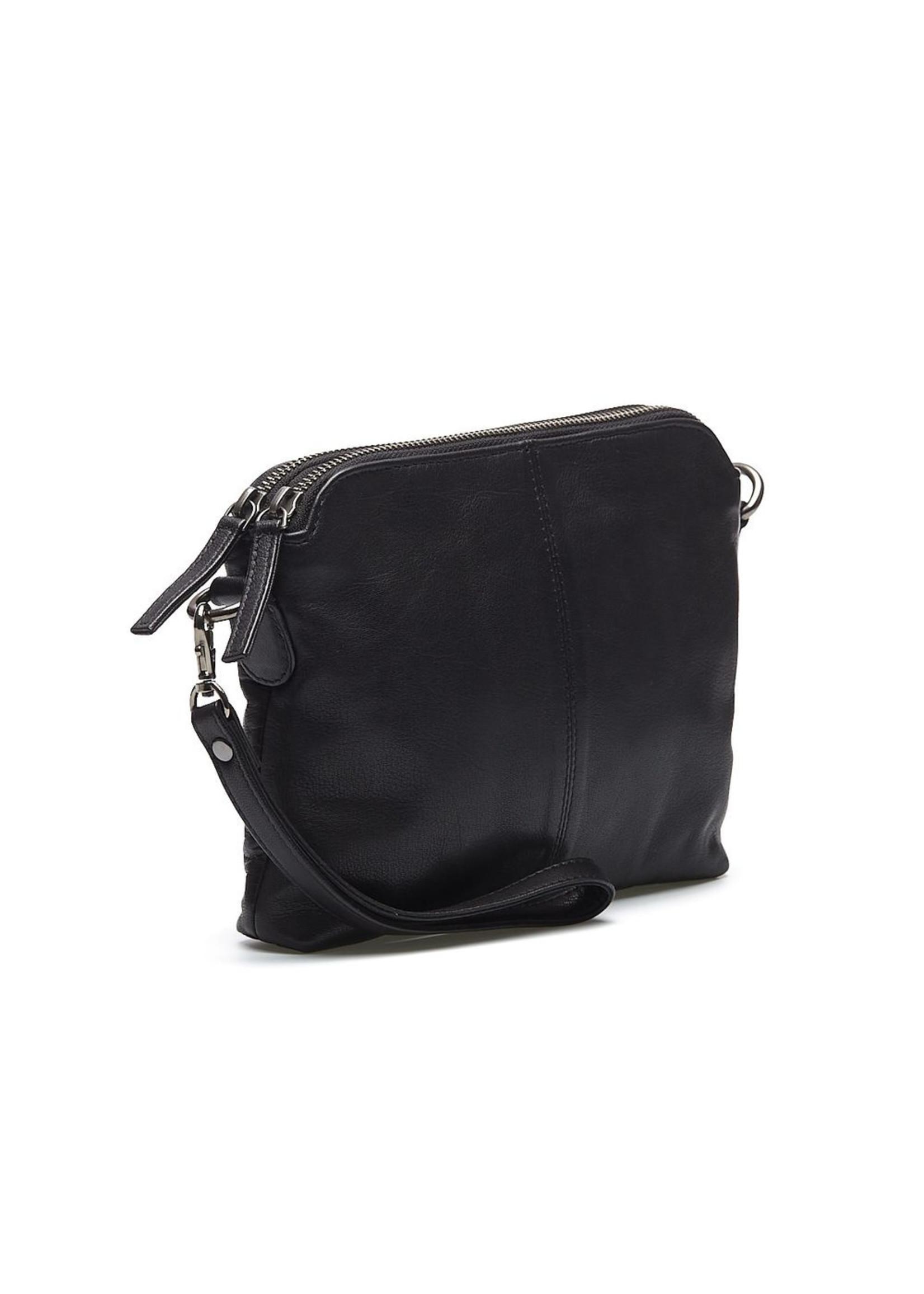 Chabo Bags Bardot Crossover tas Zwart
