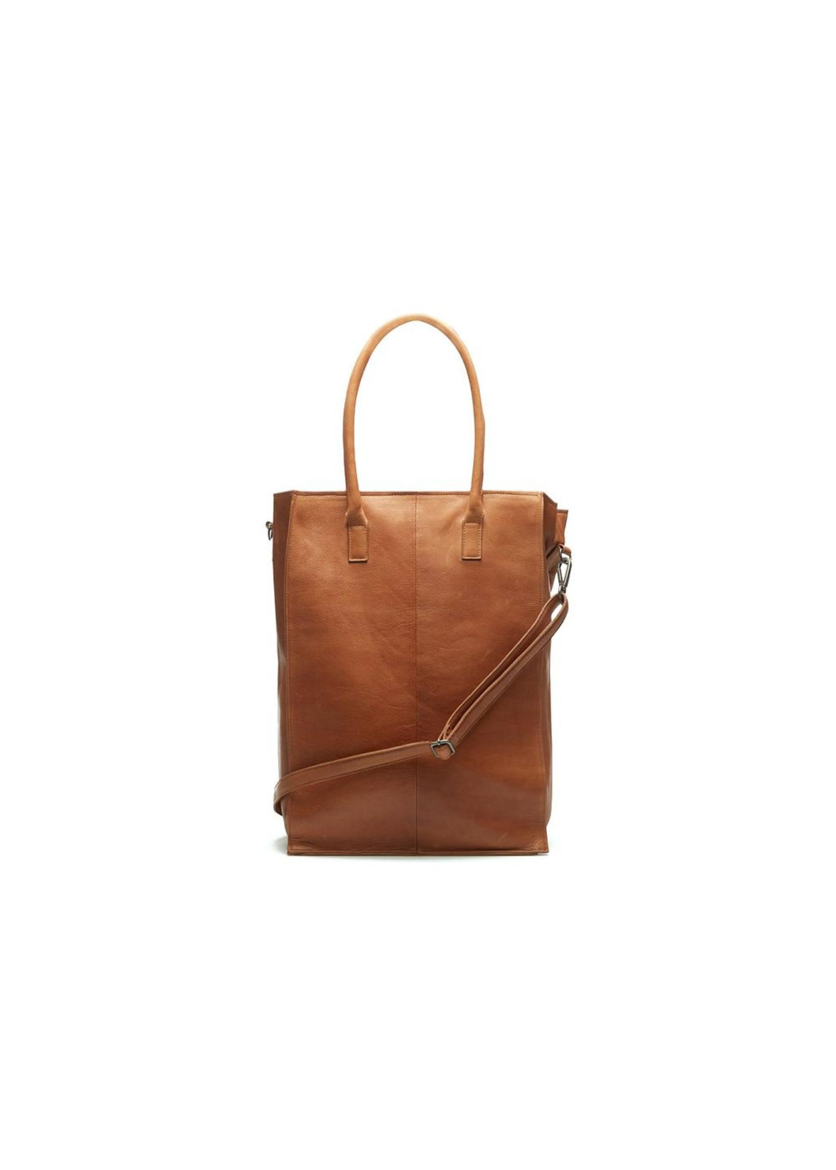 Chabo Bags Jagger Laptop bag Camel