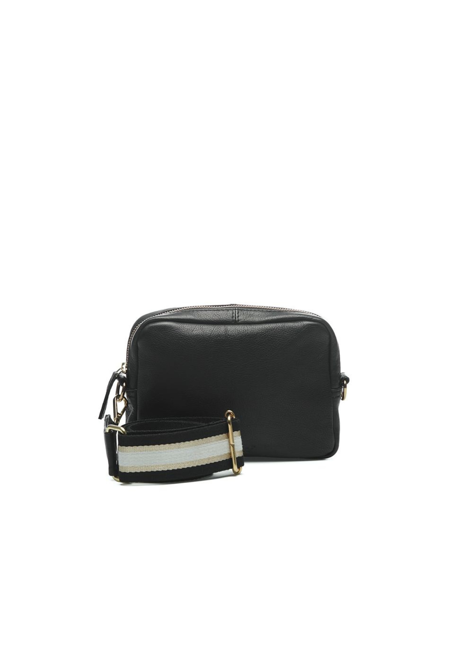 Chabo Bags Band Wit - Goud Strap Wit - Goud