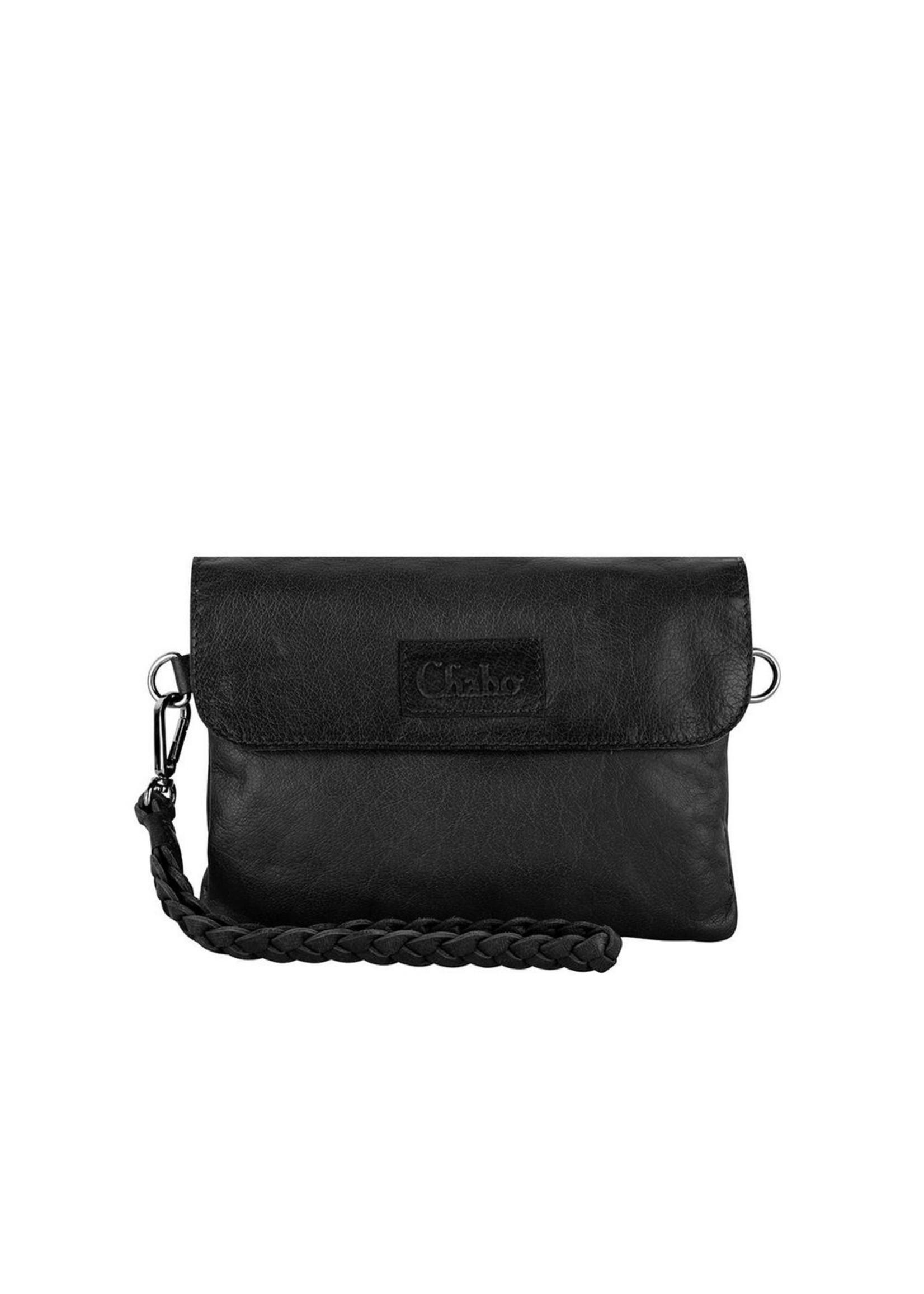 Chabo Bags Bink Style Crossover tas Zwart