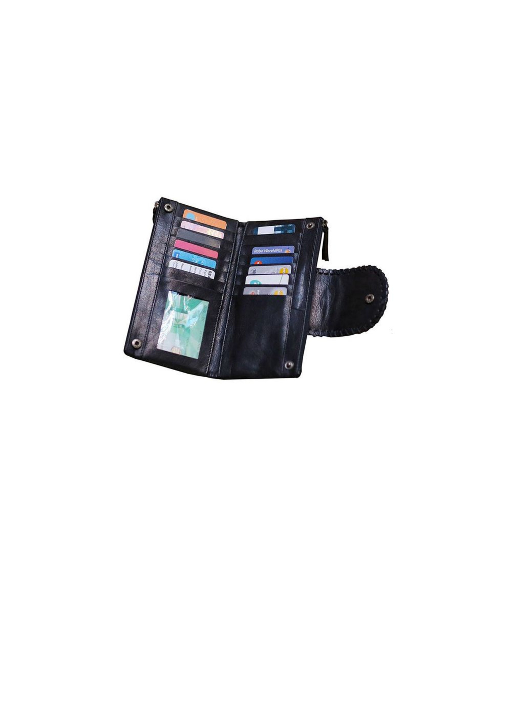 Chabo Bags Ladies Wallet Portemonnee Camel