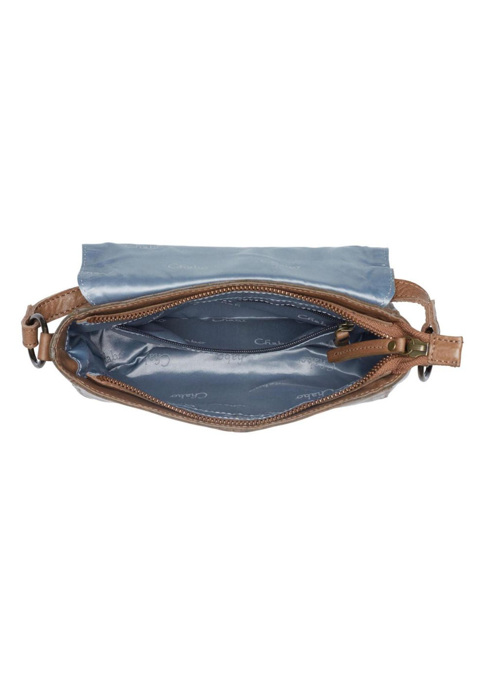 Chabo Bags Susy Studs Medium Fashion Bag  Mushroom