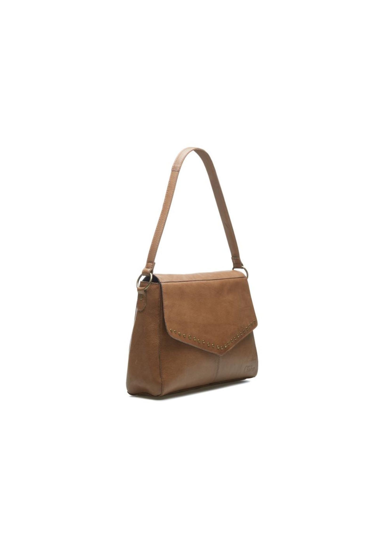 Chabo Bags Susy Studs BIG Fashion Bag Mushroom