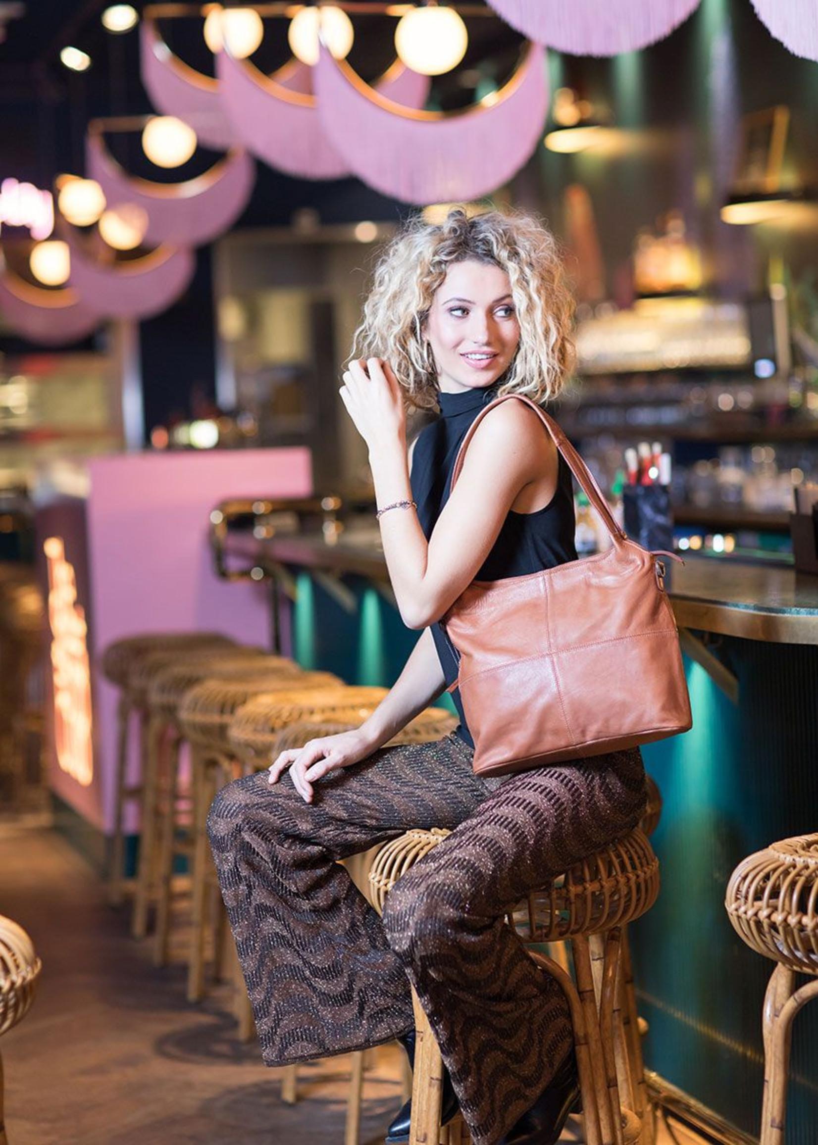Chabo Bags Street Ox Jara Fashion Bag Camel