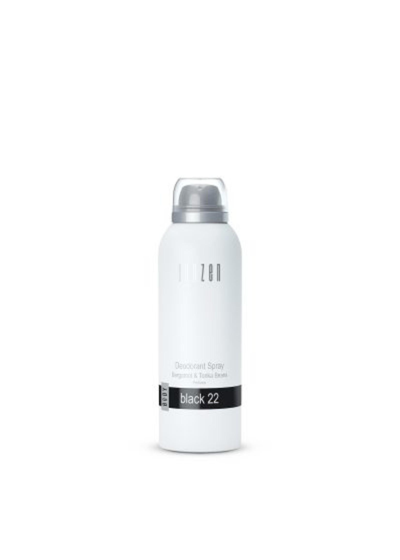 Janzen JANZEN Deodorant Spray Black 22