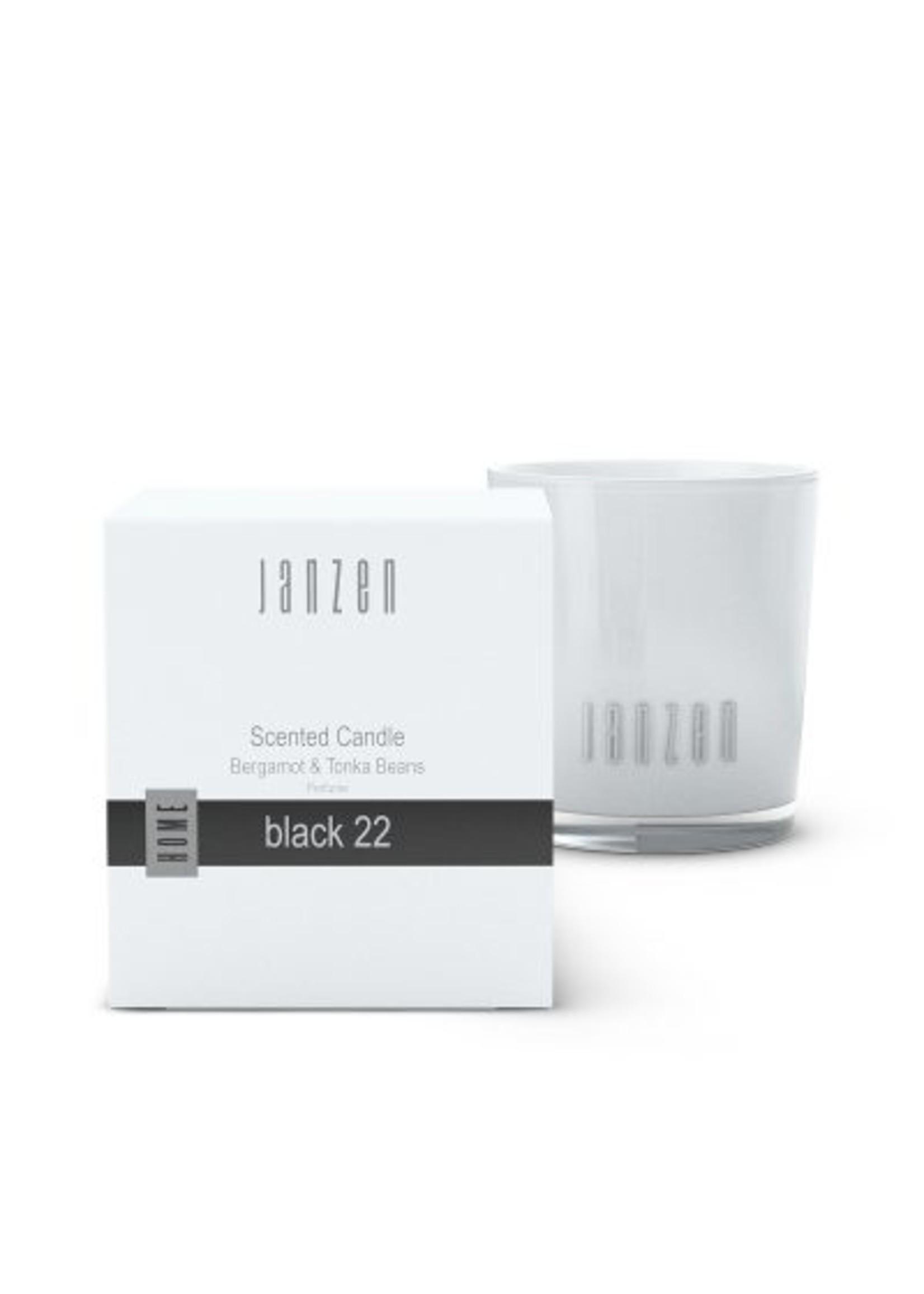Janzen JANZEN Parfumkaars Black 22